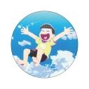 【グッズ-バッチ】おそ松さん WE ARE SURFERS デカンバッチ 十四松の画像
