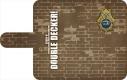 【グッズ-カバーホルダー】DOUBLE DECKER! ダグ&キリル 手帳型スマホケース Aの画像