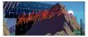 【グッズ-タオル】プロメア 滅殺開墾ビームタオルの画像