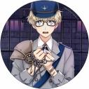 【グッズ-バッチ】千銃士 デカンバッチ ローレンツ Bの画像