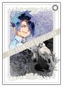 【グッズ-パスケース】約束のネバーランド PALE TONE series 合皮パスケース レイ vol.2の画像