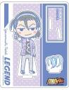 【グッズ-スタンドポップ】弱虫ペダル GLORY LINE Design produced by Sanrio アクリルスタンド 東堂尽八の画像