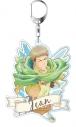 【グッズ-キーホルダー】進撃の巨人 PALE TONE series デカキーホルダー ジャンの画像