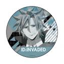 【グッズ-バッチ】ID:INVADED イド:インヴェイデッド カンバッジ 穴井戸の画像
