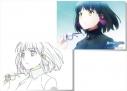 【グッズ-クリアファイル】魔法科高校の劣等生 来訪者編 原画クリアファイル Bセットの画像