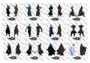 【グッズ-スタンドポップ】「錆色のアーマ」 -繋ぐ- ランダムアクリルスタンドの画像