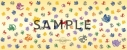 【グッズ-タオル】「錆色のアーマ」 -繋ぐ- フェイスタオルの画像
