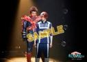 """【グッズ-ブロマイド】「僕のヒーローアカデミア」The """"Ultra"""" Stage 2L舞台ショット Wの画像"""