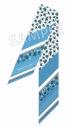 【グッズ-スカーフ】ミュージカル『テニスの王子様』コンサート Dream Live 2020 オリジナルロングツイリースカーフ 氷帝の画像
