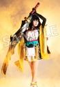 【グッズ-ブロマイド】ミュージカル「陰陽師」~大江山編~ ソロブロマイド(冬仕様)妖刀姫の画像