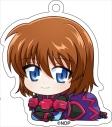 【グッズ-キーホルダー】魔法少女リリカルなのは Detonation ごろりんアクリルキーホルダー (5)シュテルの画像