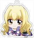【グッズ-キーホルダー】魔法少女リリカルなのは Detonation ごろりんアクリルキーホルダー (7)ユーリの画像