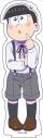 【グッズ-スタンドポップ】えいがのおそ松さん BIGアクリルスタンド (6)ドド松 18歳ver.の画像