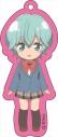 【グッズ-キーホルダー】放課後さいころ倶楽部 アクリルキーホルダー 武笠 美姫の画像