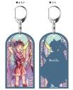 【グッズ-キーホルダー】半妖の夜叉姫 両面キーホルダー PALE TONE series もろはの画像