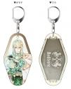 【グッズ-キーホルダー】Fate/Grand Order-神聖円卓領域キャメロット- 前編 両面キーホルダー PALE TONE series ベディヴィエールの画像