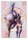 【グッズ-パスケース】Fate/Grand Order-神聖円卓領域キャメロット- 前編 合皮パスケース PALE TONE series マシュ・キリエライトの画像