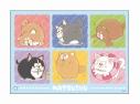 【グッズ-ボード】おそ松さん 松犬 ミニアクリルアート 2021年 ver.の画像