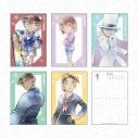 【グッズ-ポストカード】名探偵コナン ポストカードセット PALE TONE series Aの画像