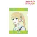 【グッズ-クリアファイル】冴えない彼女の育てかた Fine 澤村・スペンサー・英梨々 Ani-Art クリアファイルの画像