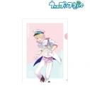 【グッズ-クリアファイル】うたの☆プリンスさまっ♪ 来栖 翔 Ani-Art 第2弾 クリアファイルの画像