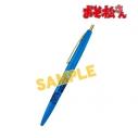 【グッズ-ボールペン】おそ松さん カラ松 クリックゴールド ボールペン【アニメイト先行販売分】の画像