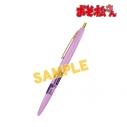 【グッズ-ボールペン】おそ松さん 一松 クリックゴールド ボールペン【アニメイト先行販売分】の画像