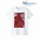 【グッズ-Tシャツ】劇場版 Fate/Grand Order -神聖円卓領域キャメロット- 前編 Wandering; Agateram トリスタン Tシャツ メンズ(サイズ/XL)の画像