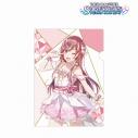 【グッズ-クリアファイル】アイドルマスター シャイニーカラーズ 大崎甘奈 Ani-Art クリアファイルの画像