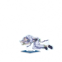 【グッズ-スタンドポップ】Paradox Live アクリルスタンド-LOVE- 棗リュウの画像