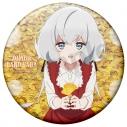【グッズ-バッチ】ゾンビランドサガ おおきめ缶バッジ(純子)の画像