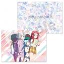 【グッズ-クリアファイル】ゾンビランドサガ クリアファイル(さくら&純子&リリィ)の画像