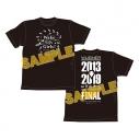 【グッズ-Tシャツ】Wake Up, Girls! FINAL LIVE ~想い出のパレード~ メモリアルTシャツ Mサイズの画像