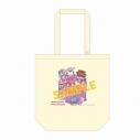 【グッズ-バッグ】ゾンビランドサガ×サンリオキャラクターズ トートバッグの画像