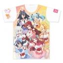 【グッズ-Tシャツ】ゾンビランドサガ フルグラフィックTシャツ~ふんわりスタイル♪~の画像