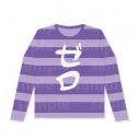 【グッズ-Tシャツ】ゾンビランドサガ フルグラフィックTシャツ(山田たえTシャツアイドルver.)Lサイズの画像