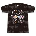 【グッズ-Tシャツ】ゾンビランドサガ ライブスタッフTシャツの画像