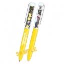 【グッズ-ボールペン】えいがのおそ松さん リキッドペン(十四松)の画像