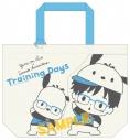 【グッズ-バック】ユーリ!!! on ICE×Sanrio characters Training Days トートバッグの画像