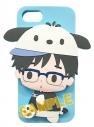【グッズ-カバーホルダー】ユーリ!!! on ICE×Sanrio characters Training Days スマートフォンケースの画像