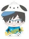 【グッズ-ぬいぐるみ】ユーリ!!! on ICE×Sanrio characters Training Days ぬいぐるみ 勝生勇利の画像
