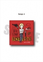 【グッズ-バッチ】BANANA FISH レザーバッジ PlayP-A アッシュ・リンクスの画像