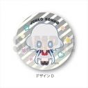 【グッズ-バッチ】ゾンビランドサガ 3WAY缶バッジ pict-D 紺野純子の画像