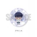 【グッズ-バッチ】スタミュ レザーバッジ minidoll-K 柊翼の画像