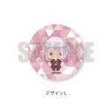 【グッズ-バッチ】スタミュ レザーバッジ minidoll-L 鳳樹の画像
