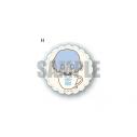 【グッズ-マーカー】明治東亰恋伽×ぴくとちゃん ストローマーカー H 岩崎 桃介の画像