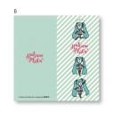 【グッズ-チケットファイル】初音ミク プレミアムチケットケース PlayP-B ミクの画像
