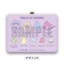 【グッズ-カードケース】はたらく細胞 IDカードケース SEWEETOY-S Dの画像