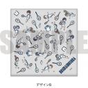 【グッズ-タオル】星合の空 ハンドタオル B グレーの画像