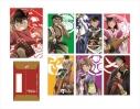 【グッズ-封筒セット】名探偵コナン ぽち袋セット(七福神)の画像